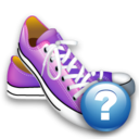Help, Shoes Icon