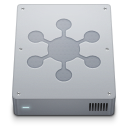 Internal, Network, Server Icon