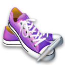 Shoes, Write Icon
