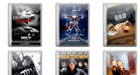 Movie Pack 2 Icons