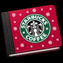 Book, Starbucks Icon
