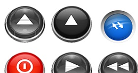 iLike Buttons Icons
