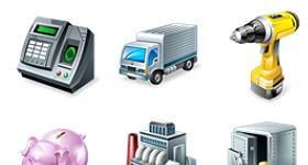 Real Vista Accounting Icons
