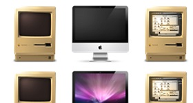 Bee Mac Icons
