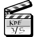 Film, Movie, Multimedia Icon