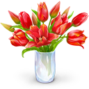 Bouquet, Flowers Icon