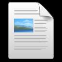 Application, Gnome, Mime, Scribus, x Icon