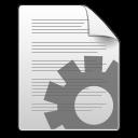 Script, Text, x Icon