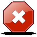 Gtk, Stop Icon