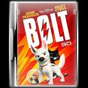 Bolt, Case, Dvd Icon