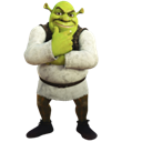 , Icon, Shrek Icon