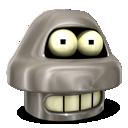 Joey, Mousepad, Robot Icon