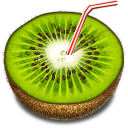 Drink, Fruit, Kiwi Icon