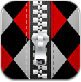 Pattern, Zip Icon