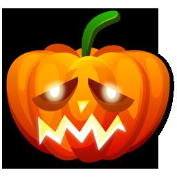 Halloween, Sad Icon