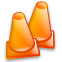 Cone, Construction Icon