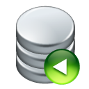 Data, Left Icon