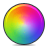 Color, Html, Wheel Icon