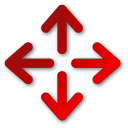 Move2red Icon