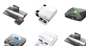 Vista Consoles Icons