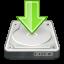 Download, Harddisk, Save Icon