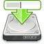 As, Document, Gnome, Save Icon
