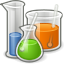 Applications, Gnome, Science Icon