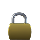 Lock, Overlay Icon