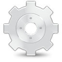 Gear, Wheel Icon