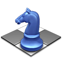 Chess, Horse, Springer Icon