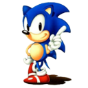 Computer, Game, Sonic Icon