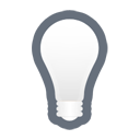 Bulb, Lamb, Light, Off Icon