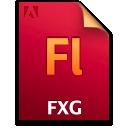 Document, File, Fl, Fxg Icon