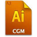 Ai, Cgmfile, Document, File Icon