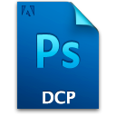 Dcp, Dng, Document, File, Pe Icon