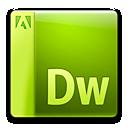 Adobe, Document, Dreamweaver, File Icon