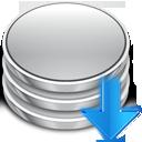 Arrow, Database, Update Icon