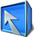 Arrow, Box Icon