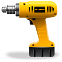 Construction, Drill, Package, Tool, Utilities Icon