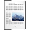 Document, File, Paper, Report Icon