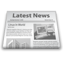 Latest, News, Newsletter, Paper Icon