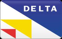 Curved, Delta Icon