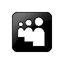 Logo, Myspace, Square Icon