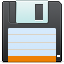 Disk, Save Icon