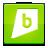 Brightkite, Flag, Social Icon