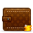 Coins, Louis, Vuitton, Wallet Icon