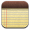 Alt, Notes Icon