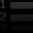 List, Num Icon