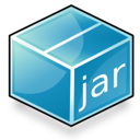 Application, Archive, Java, Zip Icon