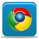 Chrome, Google Icon